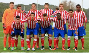 Atlético de Madrid Juvenil División de Honor