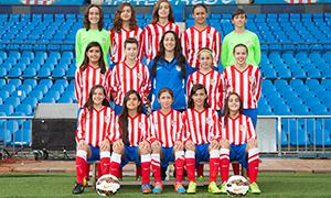 Atlético de Madrid Féminas Infantil A