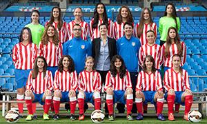 Atlético de Madrid Féminas Juvenil B