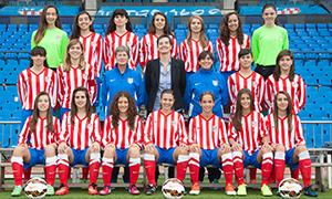 Atlético de Madrid Féminas Juvenil C