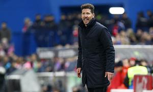 """ATM FLASH   Simeone: """"Estamos contentos por lograr la tercera victoria seguida en liga"""""""