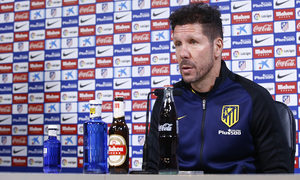 "ATMFLASH | Simeone: ""The Kings Cup matches are always complicated"""