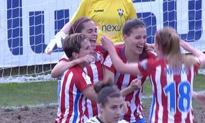 RESUMEN | Atlético de Madrid 1-0 Fundación Albacete