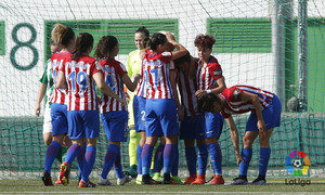 RESUMEN | Betis 0-2 Atlético de Madrid Femenino