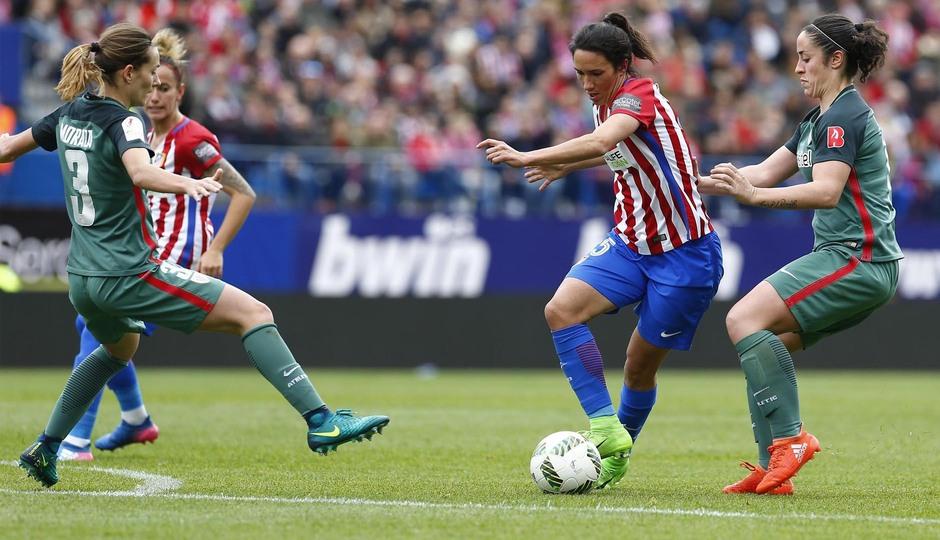 RESUMEN | LIGA IBERDROLA | Atlético de Madrid Femenino 1-1 Athletic Club