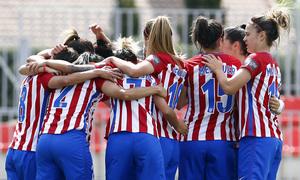 RESUMEN | Atlético de Madrid Femenino 5-0 Santa Teresa