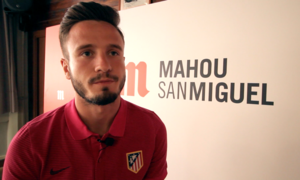 "Saúl: ""It's going to be a very special fixture for us"""