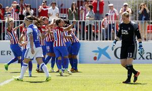 LIGA IBERDROLA | Atlético de Madrid 2-1 Real Sociedad