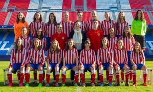Atlético de Madrid Féminas Juvenil D