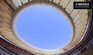 Así fue la construcción de la cubierta del Wanda Metropolitano