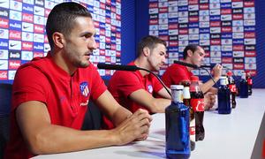 """""""Tenemos por delante una temporada ilusionante"""""""