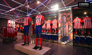 Get to know our official club store in the Wanda Metropolitano