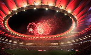 El Wanda Metropolitano: un sueño hecho realidad