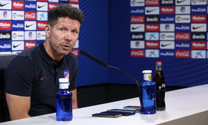 "ATM FLASH | Simeone: ""Sevilla has very good records"""