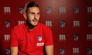 "#MAHOUASKS | Koke: ""We know it's going to be a very hard match"""