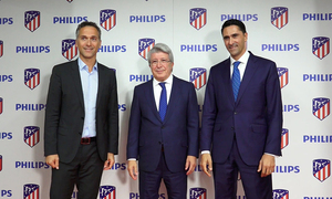 Philips Lighting visitó el Wanda Metropolitano