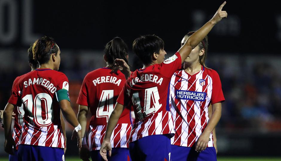 LIGA IBERDROLA | Valencia CF 0-1 Atlético de Madrid