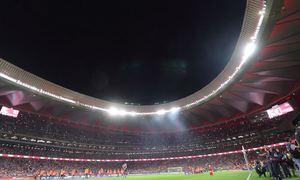 ¡Espectacular presentación de nuestro equipo en el Wanda Metropolitano!