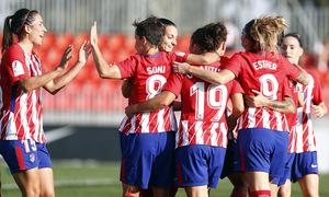 El resumen del partido ante el Sporting de Huelva