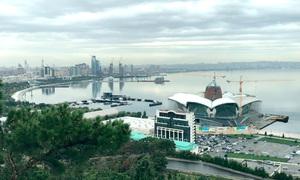 Así es Bakú