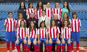 Atlético de Madrid Féminas D