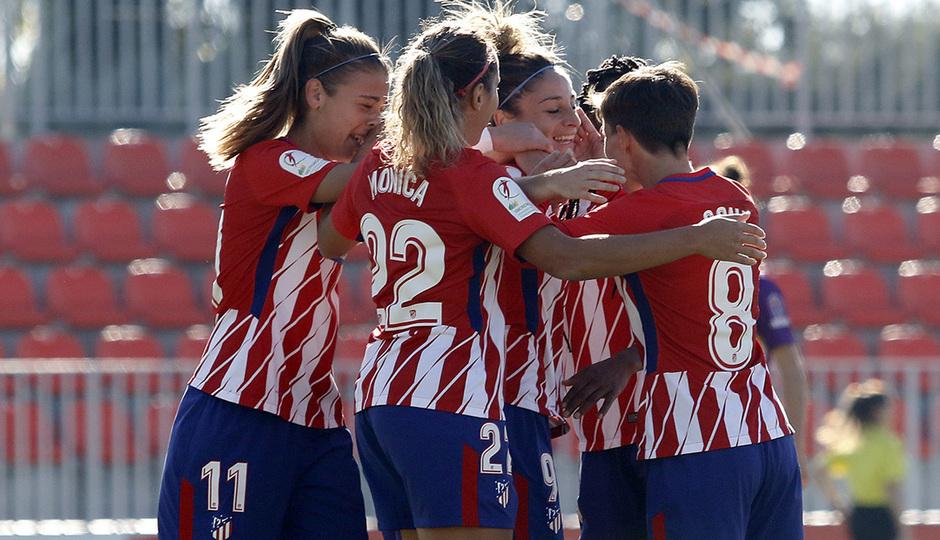 LIGA IBERDROLA | Atlético de Madrid 2-0 UDG Tenerife