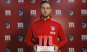 "Oblak: ""The derby is an important match for everyone"""