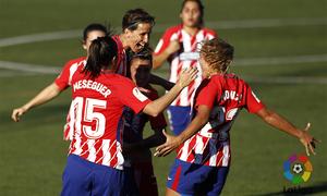 RESUMEN   Real Betis 2-4 Atlético de Madrid Femenino