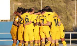 LIGA IBERDROLA | Levante UD 0-4 Atlético de Madrid