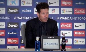 ATM Flash | Simeone, Correa y Torres analizan la victoria ante el Alavés