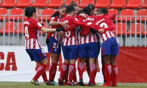 LIGA IBERDROLA   Atlético de Madrid 4-3 Fundación Albacete