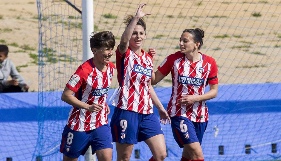 LIGA IBERDROLA | Sporting de Huelva 2-4 Atlético de Madrid