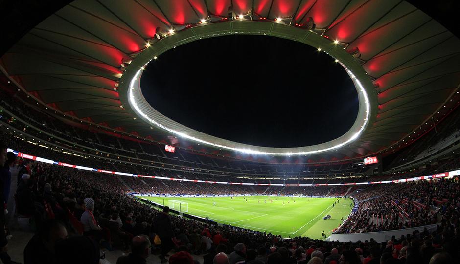 ¡La primera de las ocho finales que nos quedan la jugamos en el Wanda Metropolitano!