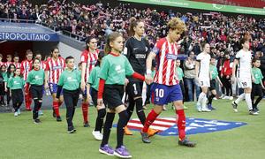 LIGA IBERDROLA | Atlético de Madrid 2-2 Madrid CFF