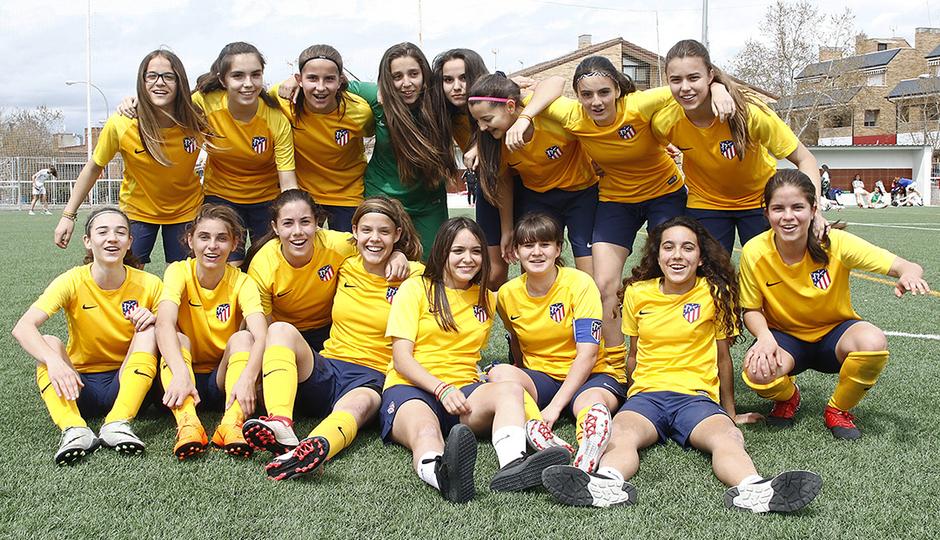 El Femenino Juvenil C se proclama campeón liguero