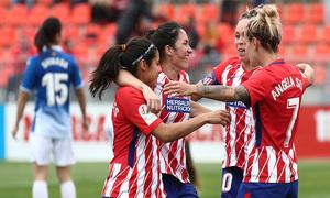 LIGA IBERDROLA | Atlético de Madrid 2-0 RCD Espanyol