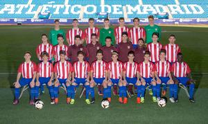 Atlético de Madrid Juvenil B