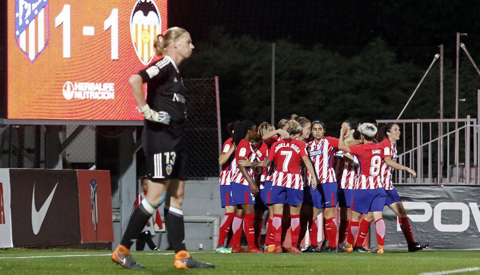 COPA DE LA REINA | Atlético de Madrid 2-1 Valencia CF