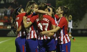 Las mejores jugadas del Valencia 1-2 Atlético de Madrid Femenino