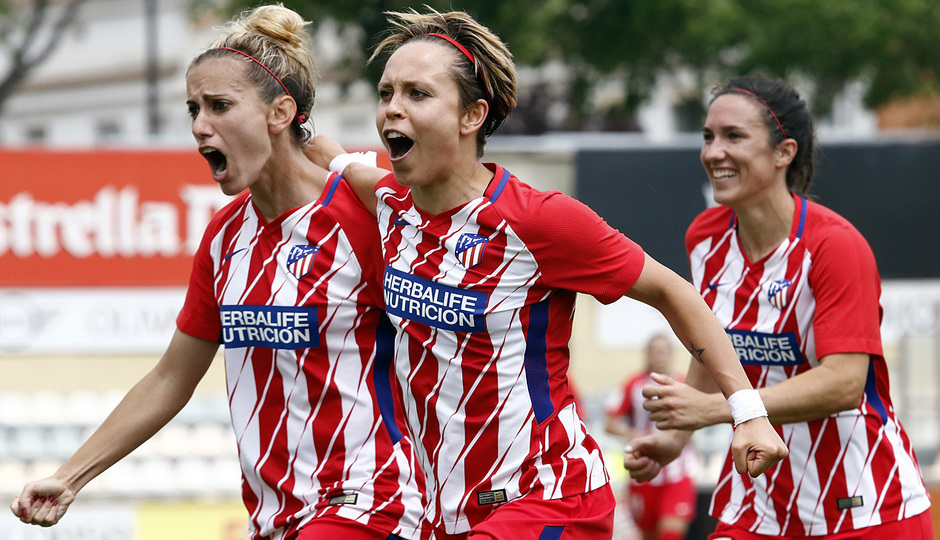 COPA DE LA REINA | UDG Tenerife 0-2 Atlético de Madrid Femenino