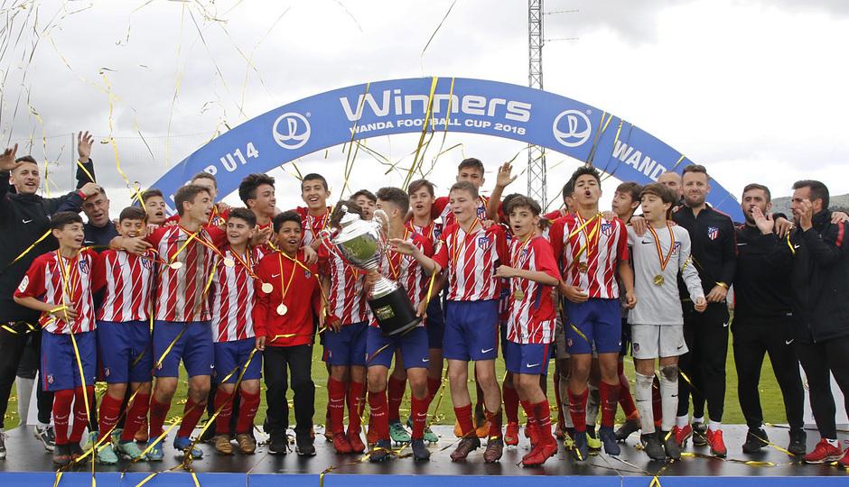Así vivimos la primera edición de la Wanda Football Cup en la Ciudad Deportiva Wanda-Los Ángeles de San Rafael