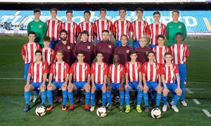 Atlético de Madrid Cadete B