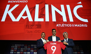 Check out how Kalinic's presentation went #WelcomeKalinic to your new home!