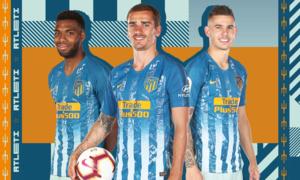 Descubre la tercera equipación con Madrid y Neptuno como protagonistas
