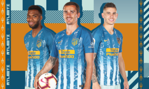 Find out our third kit with Madrid and Neptuno as protagonists