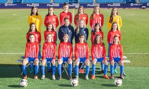 Atlético de Madrid Femenino Juvenil D