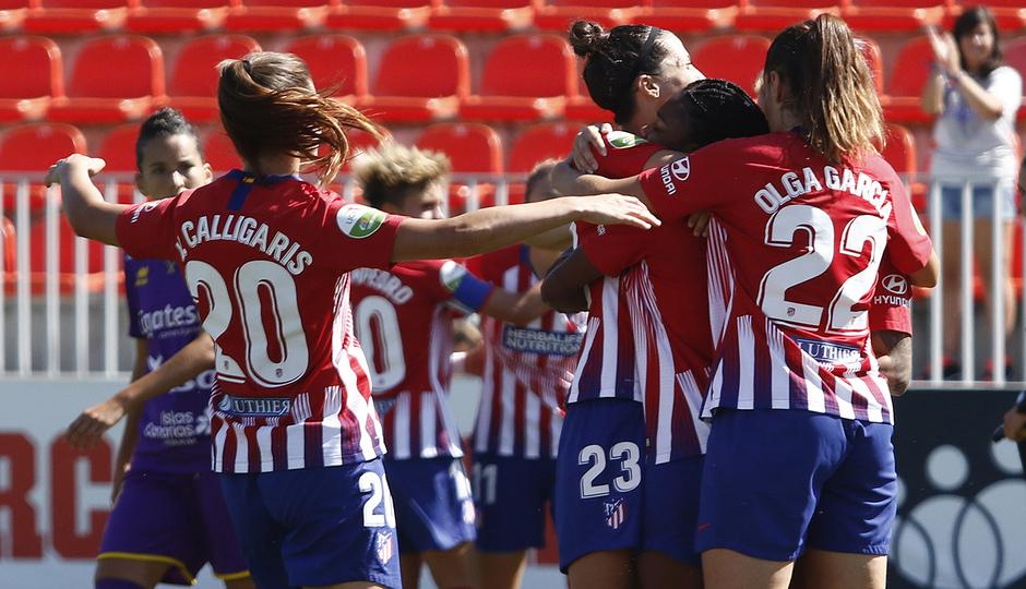 Las mejores jugadas del Atlético de Madrid Femenino 2-0 UDG Tenerife