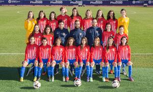 Atlético de Madrid Femenino Infantil A