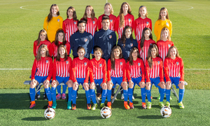 Atlético de Madrid Femenino Infantil B