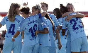 Las mejores jugadas del Sevilla FC 1-3 Atlético de Madrid Femenino